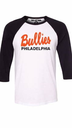 Bullies 3/4 Sleeve tee