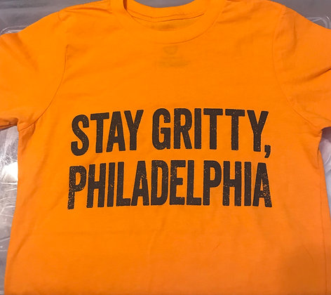 Youth Stay Gritty