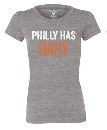 Womens Philly Has Hart