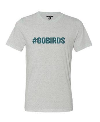 #GOBIRDS tee