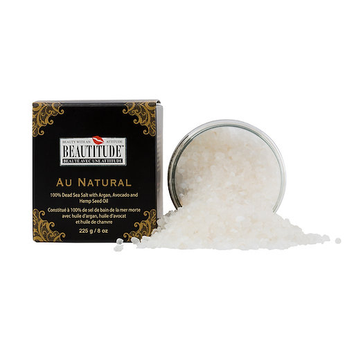 Au Natural Dead Sea Bath Salt