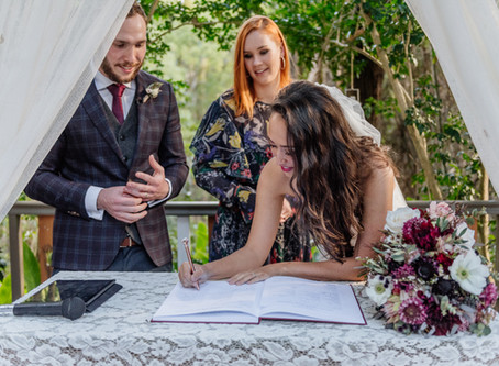 What Makes a Wedding Ceremony Legal