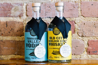 DOWNTOWN KNOXVILLE'S CRAFT DISTILLERY TAKES HOME MULTIPLE MEDALS IN SPIRIT COMPETITIONS