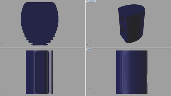 입실론 4 (Epsilon 4) 프로토 렌더링 모습