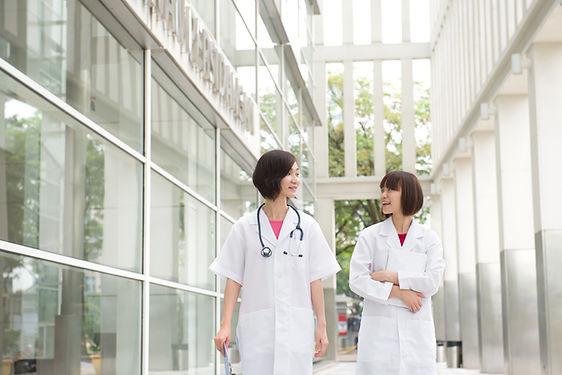 Hospital lab