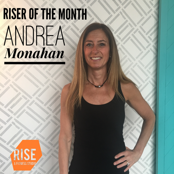 APRIL RISER OF THE MONTH