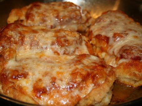 Easy Chicken Parmesan *update*