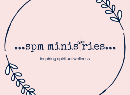 COMING SOON!  The NEW SPM Ministries Blog!