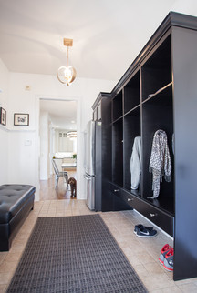 Deb Diver Interior Design Mudroom