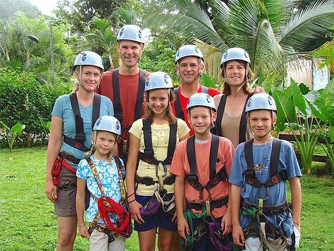 Zip line Costa Rica