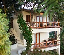 Poolside - Las Brisas Suites