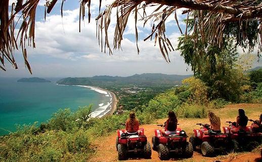 ATV activities in Costa Rica Tierra Magnifica