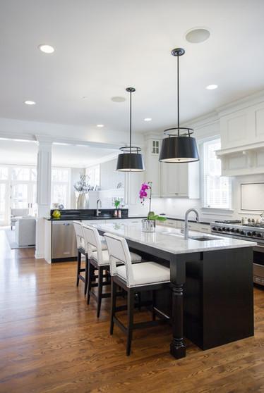 Deb Diver Interior Design Kitchen