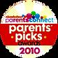 Parents Connect parents pick awards 2010