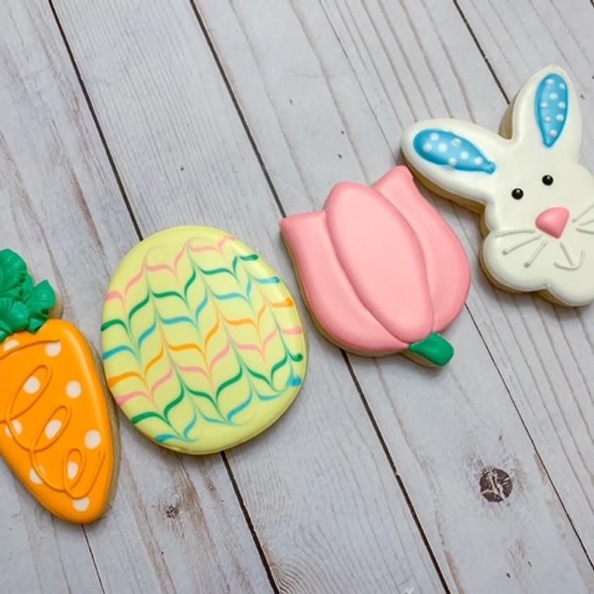 April 6, 2019 Cookie Decorating Class