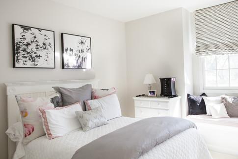 Deb Diver Interior Design Bedroom