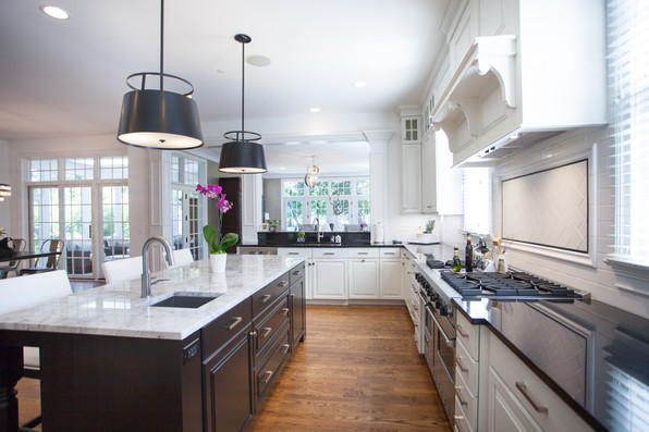 Deb Diver Interior Design Kitchen