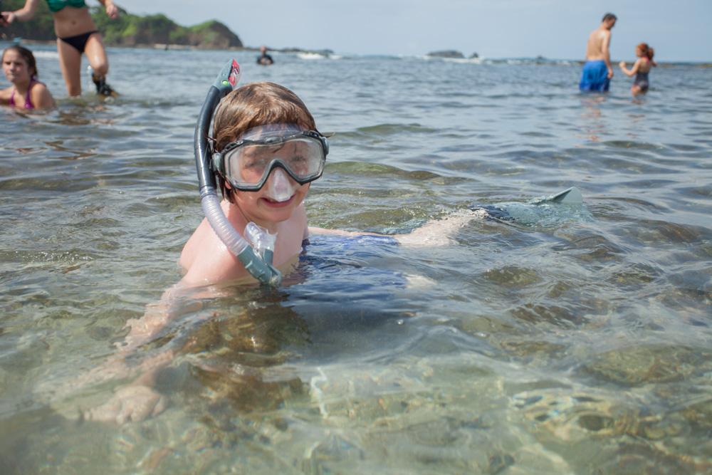 Snorkel adventrues