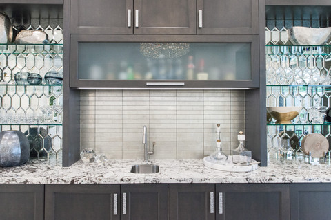 Paradise Valley Wet Bar Area