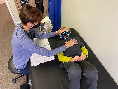 cranial sacral therapy The Whole Child Associates