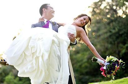 destination wedding costa rica bride and groom