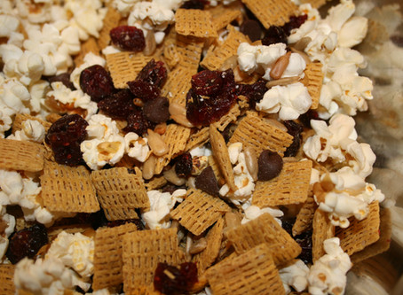 MyPlate2Yours Trail Mix