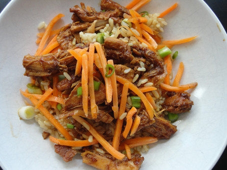Chinese Five-Spice Pork