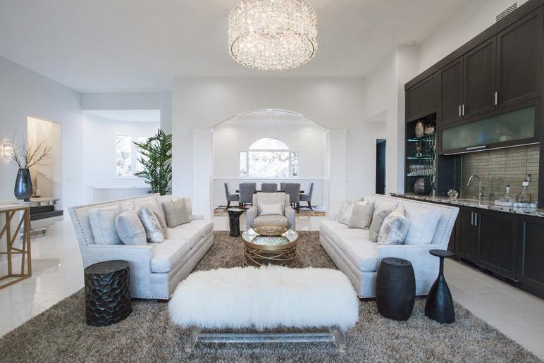 Paradise Valley Livingroom