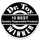 Dr. Toy's 10 Best Socially Responsible Toys Award
