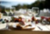 place setting wedding Costa Rica