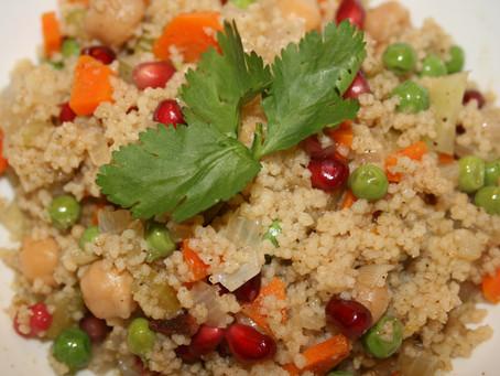 Festive Moroccan Couscous