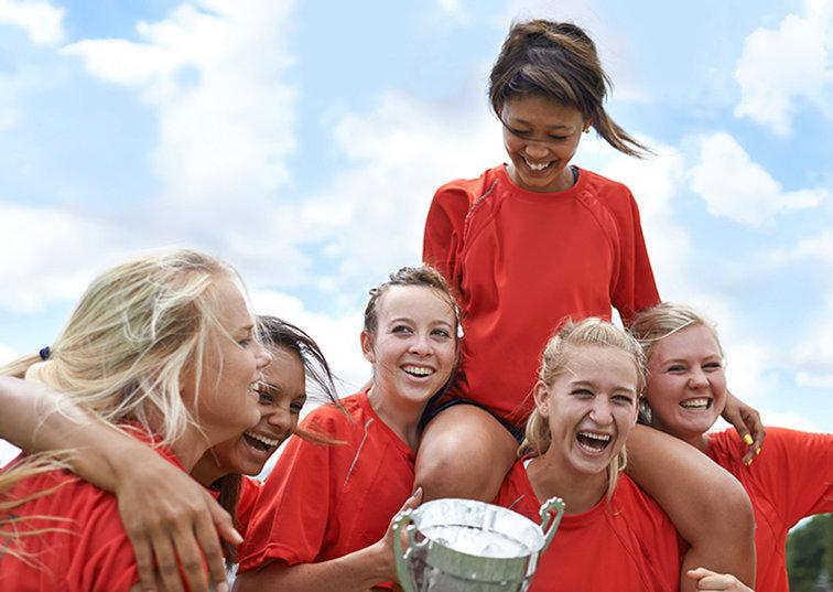 girls playing sports jodi bondi norgaard