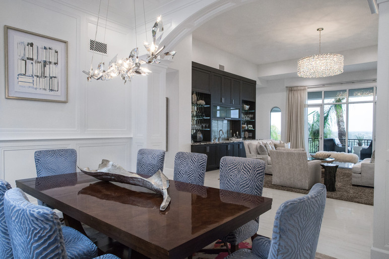 Paradise Valley Dining Area