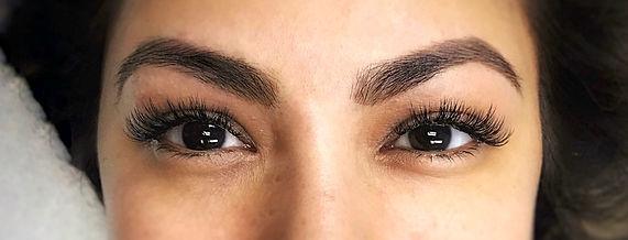 microblading eyelash extensions skinacre + lash