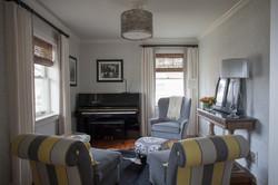 Ecclectic Piano Room