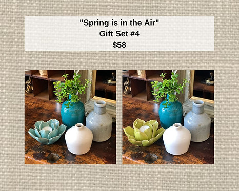 """Spring is in the Air"" Gift Set #4"