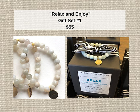 """""""Relax and Enjoy"""" Gift Set #1"""