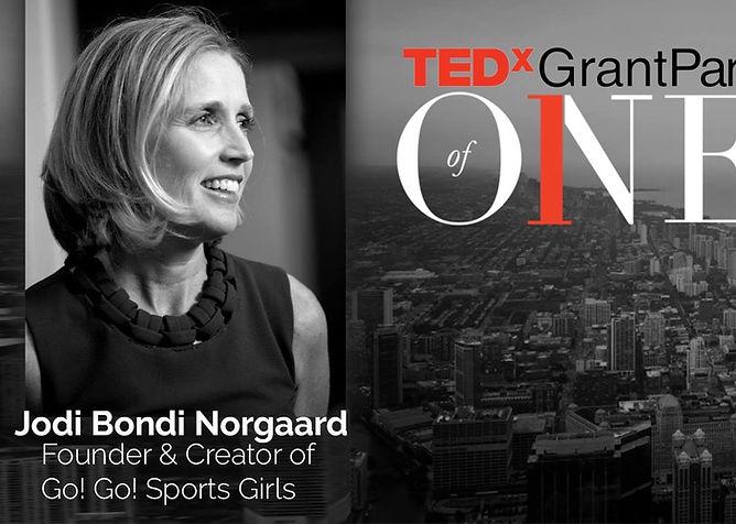 Jodi Bondi Nogaard TEDx Grant Park
