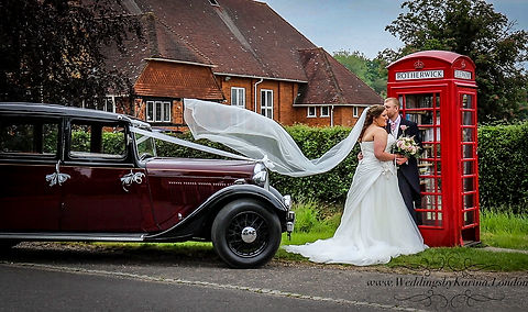 Kirstie & Patrick's Wedding