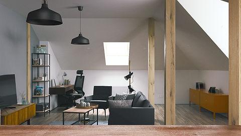 проект дизайн интерьера калининград дизайнер архитектор квартира дом ремонт строительство стройка мансарда archduet.com