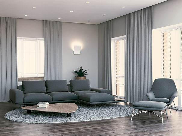 проект дизайн интерьера калининград дизайнер архитектор квартира дом ремонт строительство стройка гостиная archduet.com