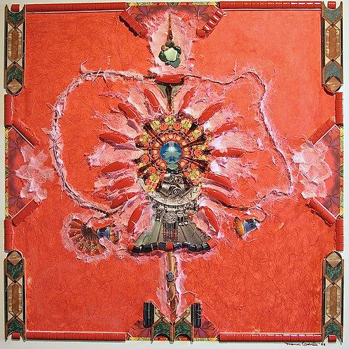3 Graces: Red Tara