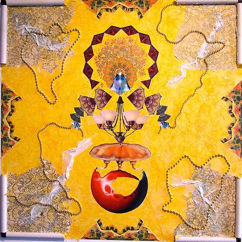 3 Graces: Yellow Tara