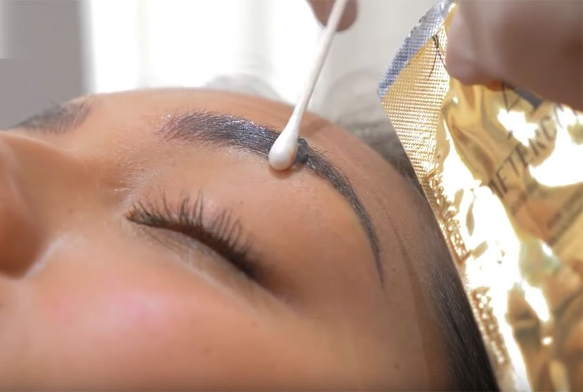 microblading after care
