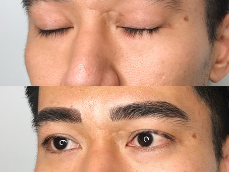 Microblading for Men: The New Trend for 2021