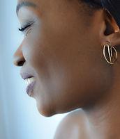 Jackie's Photoshoot testimonial with Ramola London Jewellery