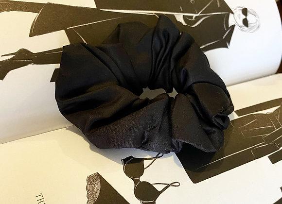 The BLACK Ramola London x Scrunchleighs