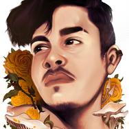2020 Self Portrait - Vulnerability by DXTROSE