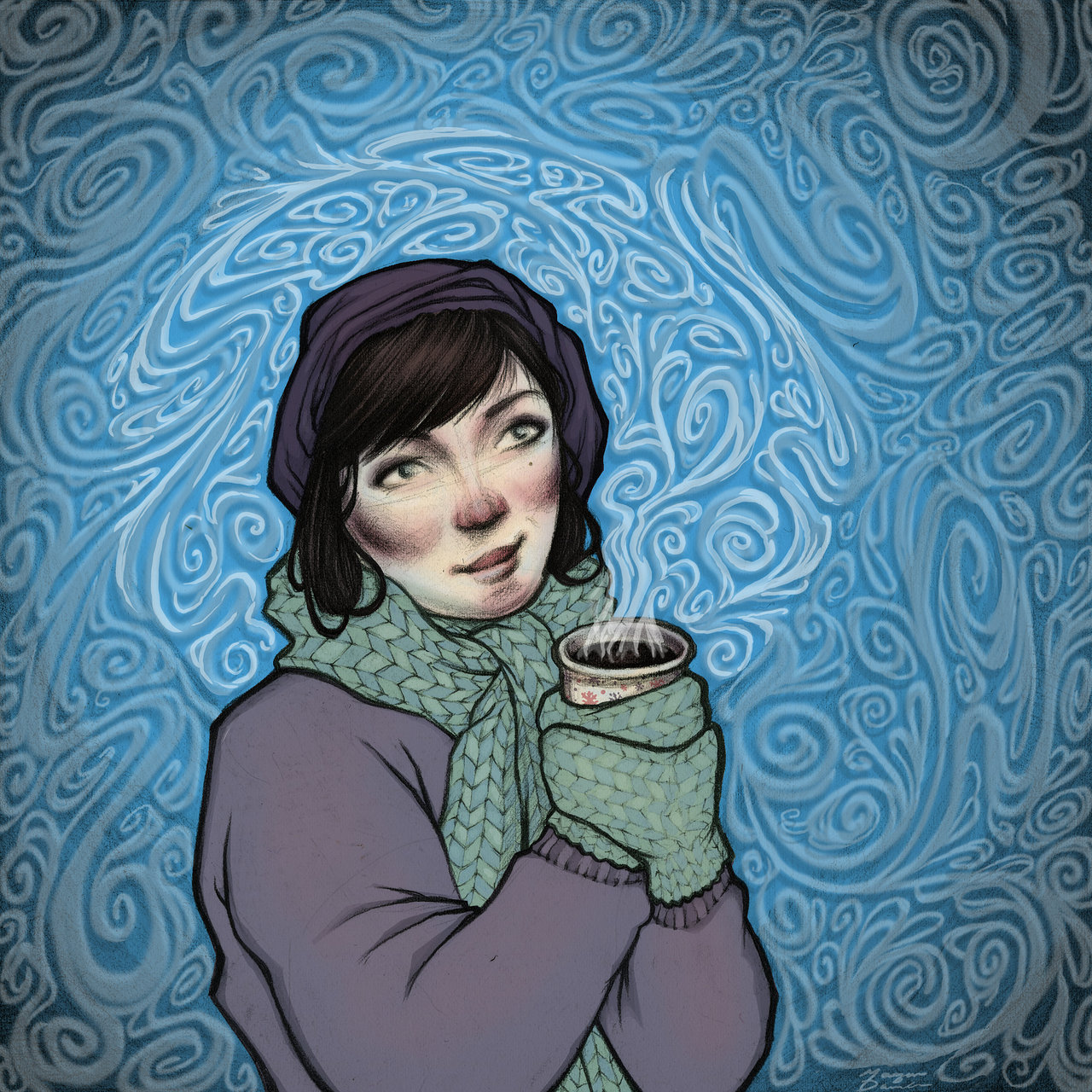 WinterCoffee_Graphite,Digital