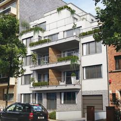 Coghen 232 - immeuble appartements